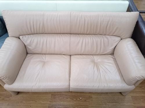 ソファのカリモク