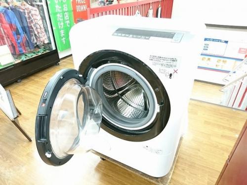 ドラム式洗濯機の洗濯機 買取