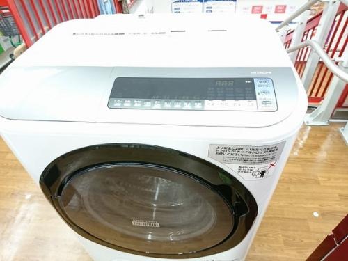 洗濯機 買取のHITACHI