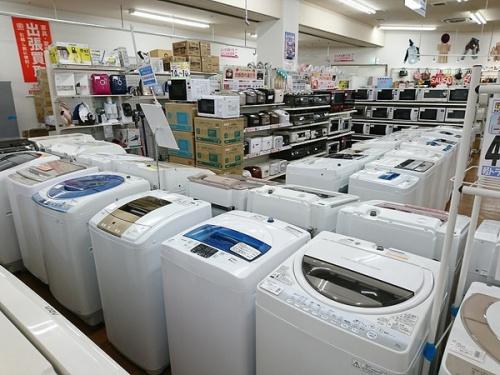 川越 洗濯機