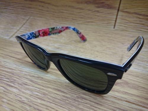 ウェイファーラーのサングラス