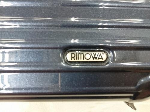 リモワのアメニティ
