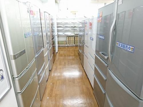 冷蔵庫 買取の冷凍庫