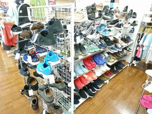 靴 買取のスニーカー