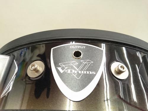 V-Drumsの電子ドラム