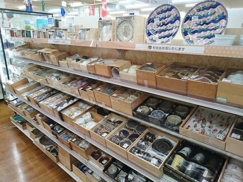 陶器の食器 買取