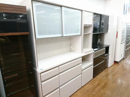 シギヤマ家具の レンジボード
