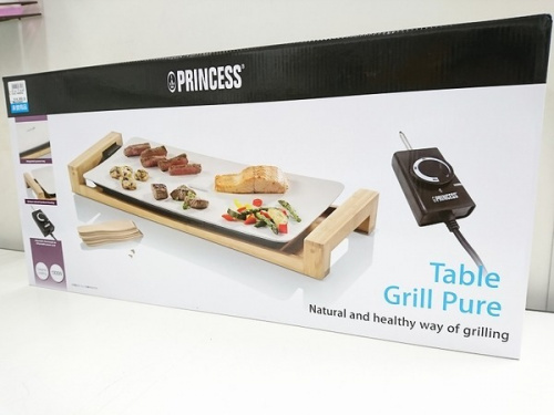 PRINCESSのテーブルグリル