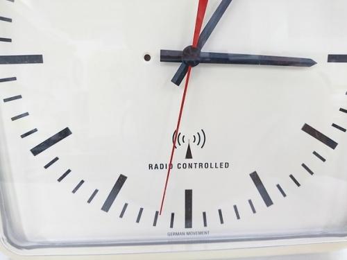 掛時計の時計