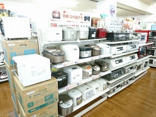 炊飯器の洗濯機
