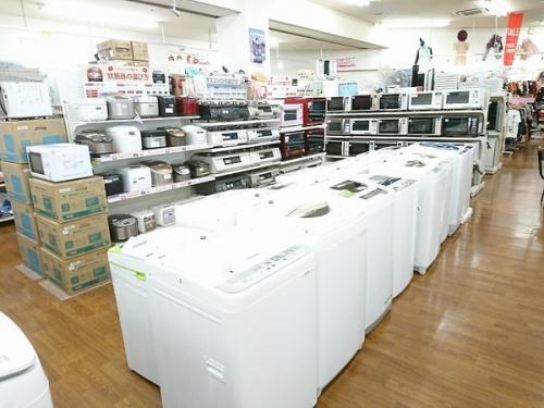 洗濯機の掃除機