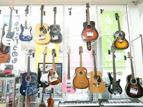 楽器 川越の楽器 買取