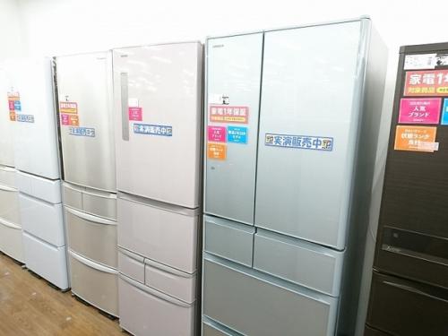 6ドア冷蔵庫の冷蔵庫