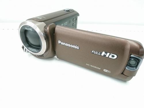 デジタルビデオカメラのPanasonic