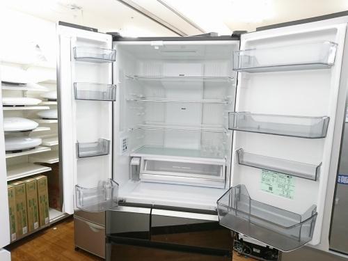 大型冷蔵庫のPanasonic