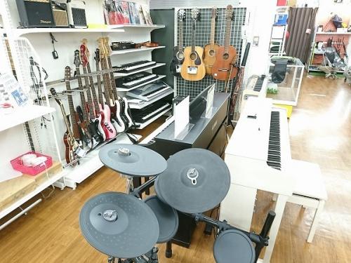 河合楽器の楽器 買取