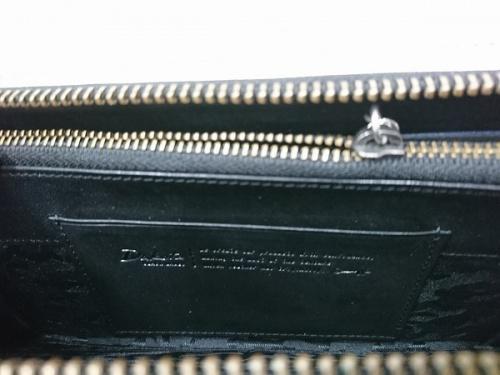 長財布のBLACK LABEL