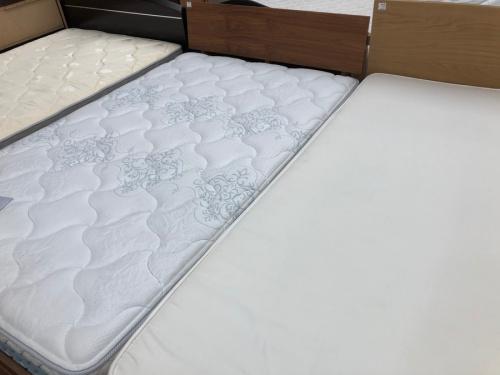 ベッドの新生活
