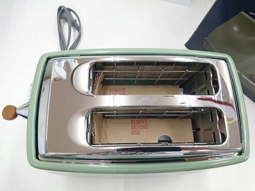 デロンギのトースター