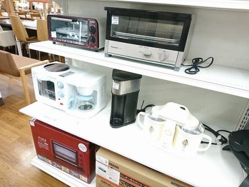 トースターの家電 買取