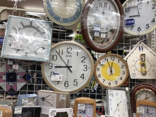 時計のジブリ