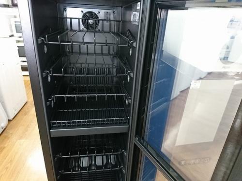 冷蔵庫の保冷庫