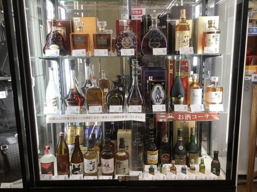 お酒 買取強化のウイスキー