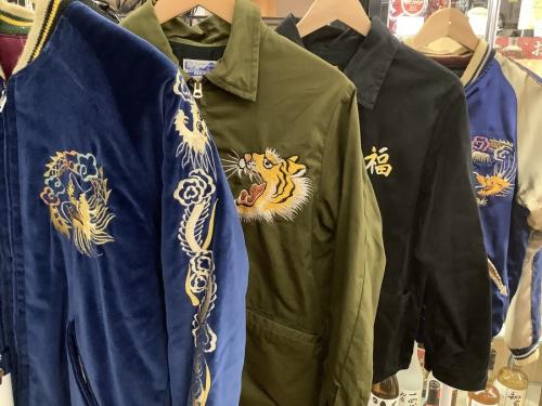 テーラー東洋のジャケット