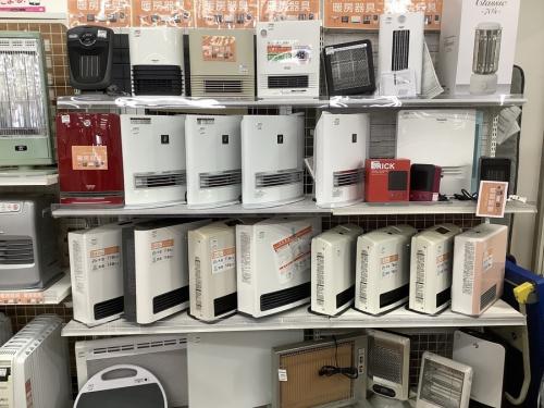 暖房の暖房器具