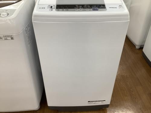 全自動洗濯機のHITACHI ヒタチ