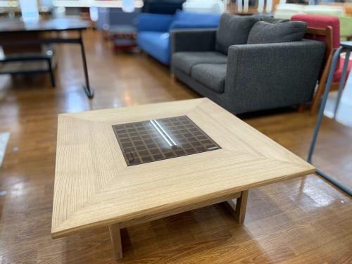 karimoku カリモクのテーブル ローテーブル