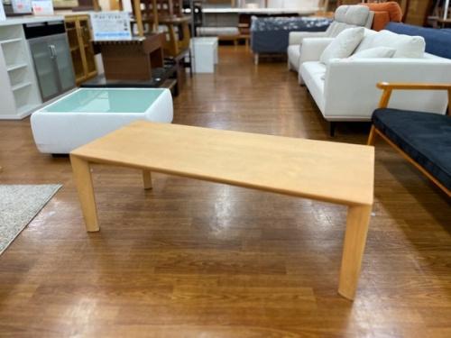 テーブル ローテーブル リビングテーブルのカリモク