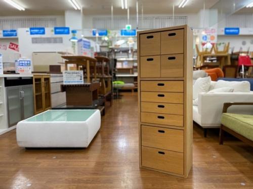 家具の万能収納 シェルフ キャビネット