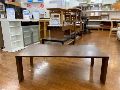 家具のテーブル ローテーブル リビングテーブル