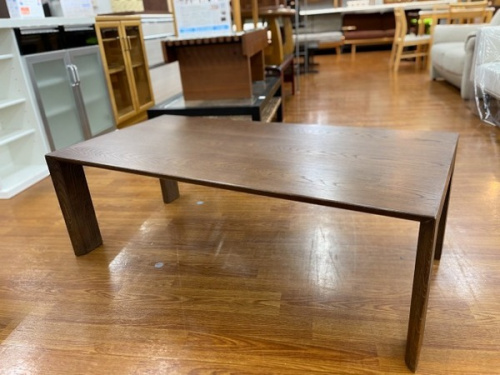 テーブル ローテーブル リビングテーブルのkarimoku カリモク