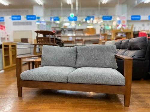 生活家具のソファー 2人掛けソファー