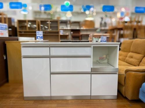 家具のキッチン収納 キッチンカウンター