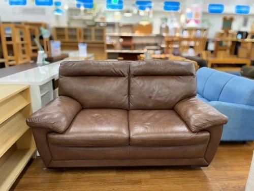 家具のソファ レザーソファ