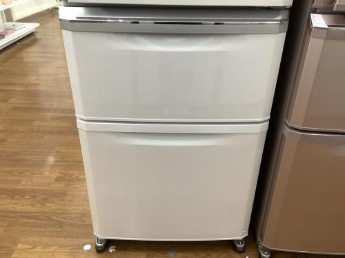 3ドア冷蔵庫のMITSUBISHI ミツビシ 三菱