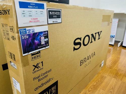 液晶テレビ のSONY