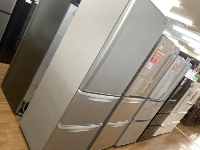 Panasonic【パナソニック】の3ドア冷蔵庫 NR-C37AM-Sが入荷しました【川越店】
