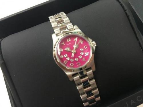 腕時計のマークジェイコブス