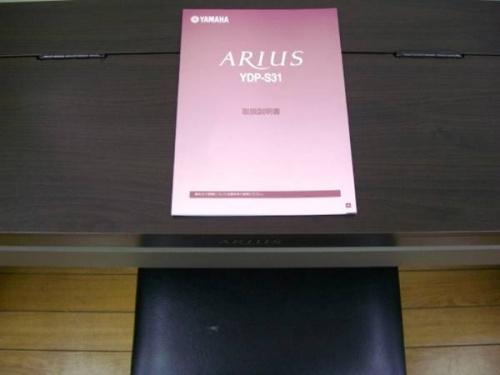ARIUSのYDP-S31