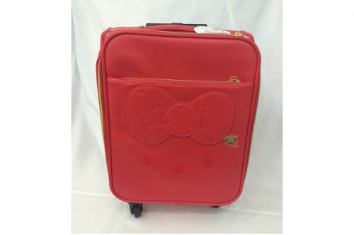 サンリオのキャリーバッグ