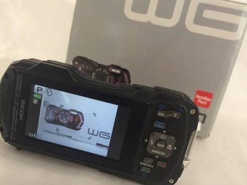 デジタルカメラのリコー
