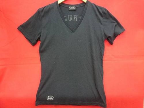 Tシャツのcoal black