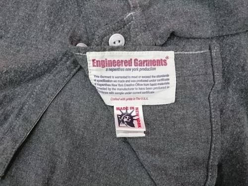 エンジニアードガーメンツ(ENGINEERED GARMENTS)の買取