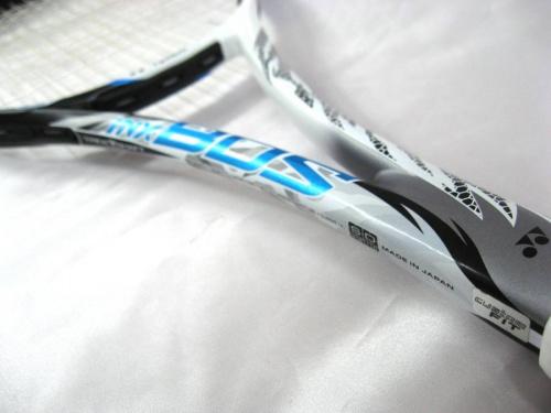 テニスの軟式ラケット
