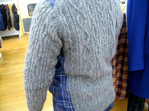 ジャケットのCABANE de ZUCCA