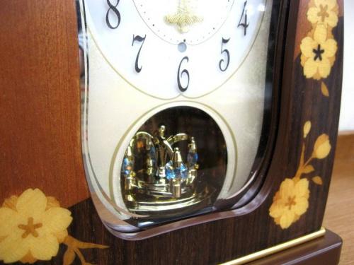 置き時計のSEIKO